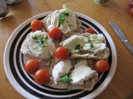 Tomaten-Mozerella