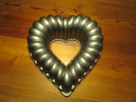 Herzkranzbackform