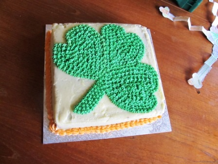 Wilton Cake Decoration Course 1 Lesson 2