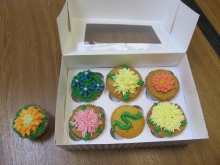 Wilton Cake Decoration Course 1 Lesson 3