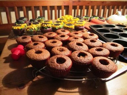 schwarzwälderkirschcupcake
