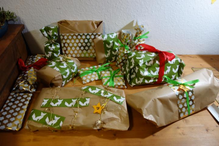 Fuchs Geschenke
