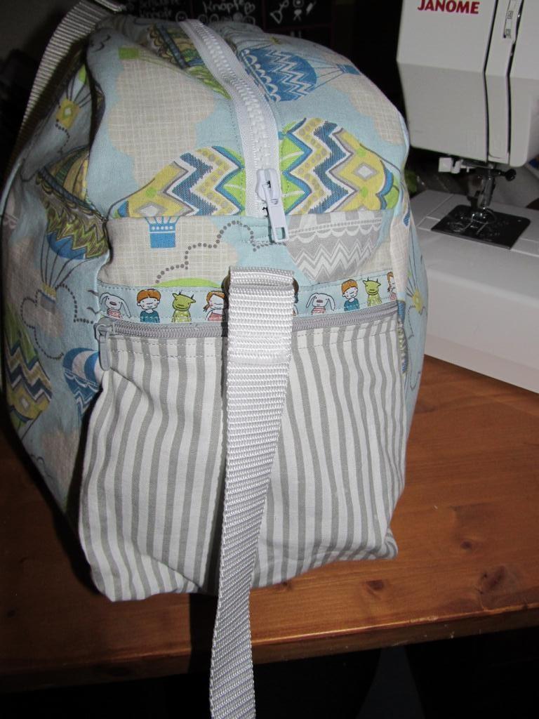 Ballontasche Kugeltasche