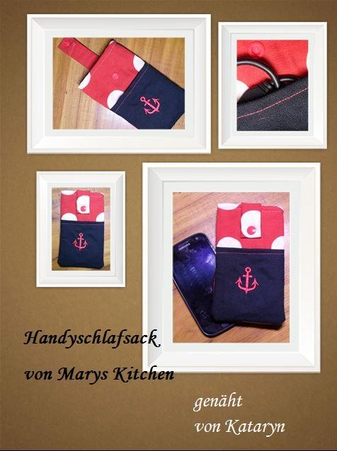 Handyschlafsack