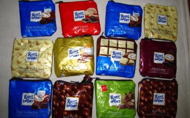 Schokoladentäschlein