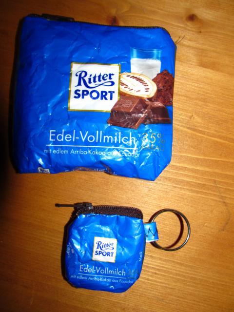 Rittersport Tasche