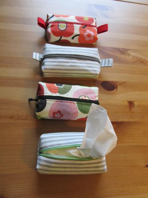 Taschentuchtasche