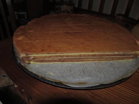 Baumkuchenspitzen