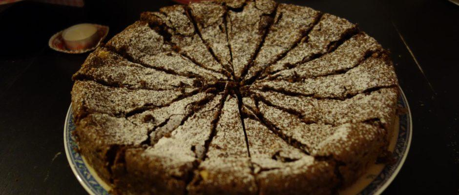 Torta Caprese - der beste Kuchen der Welt