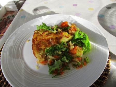 Spanisches omlette