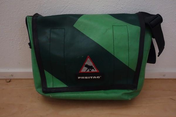 Freitag Tasche grün