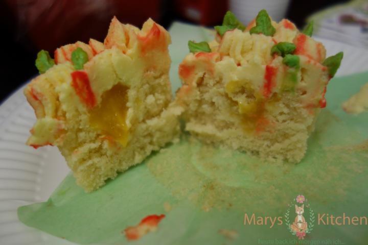 Nifty Nozzles Eierlikör Mango Cupcakes Tulpen (20)