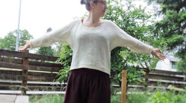 neuer alter Pullover