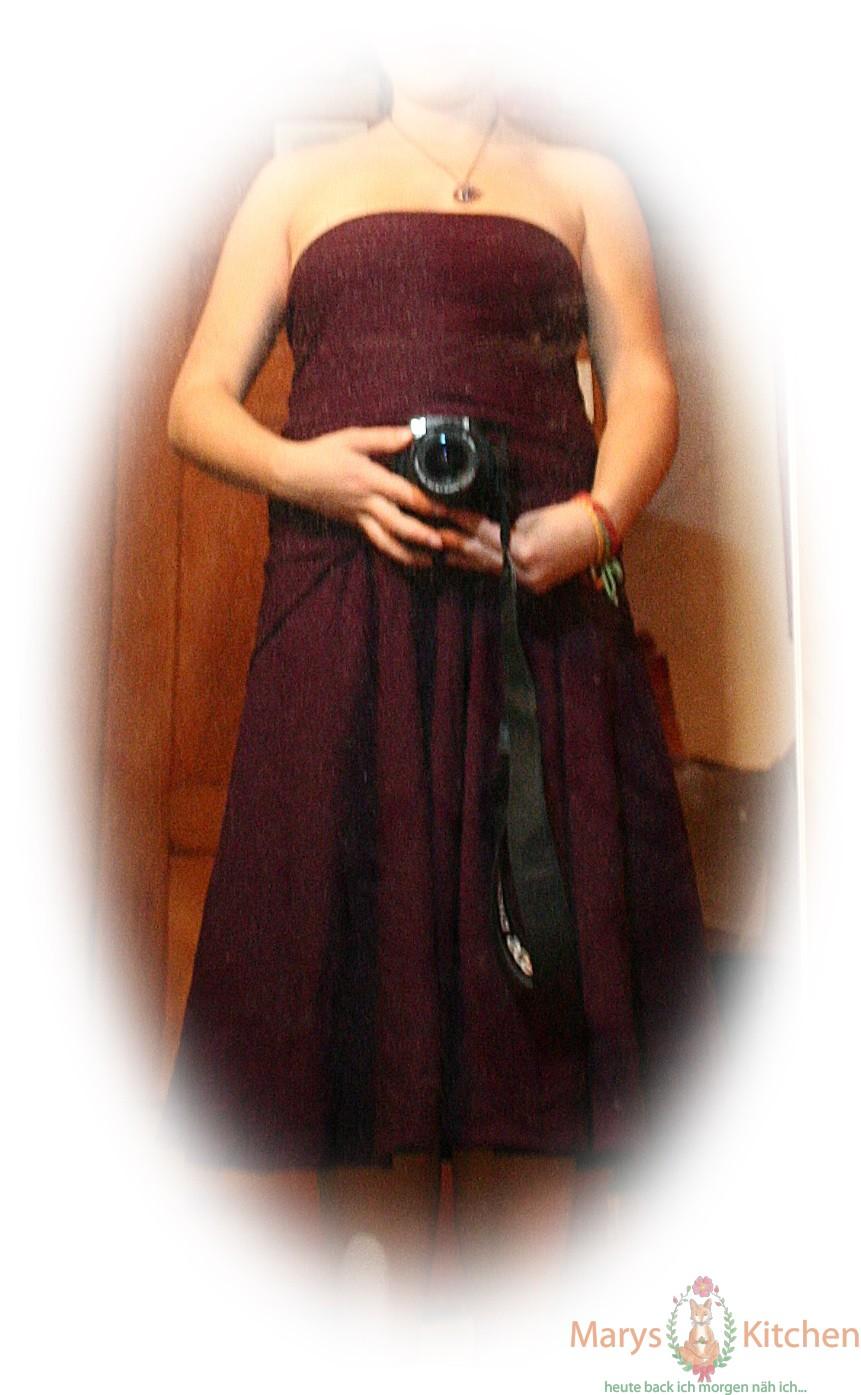 infinity dress diy