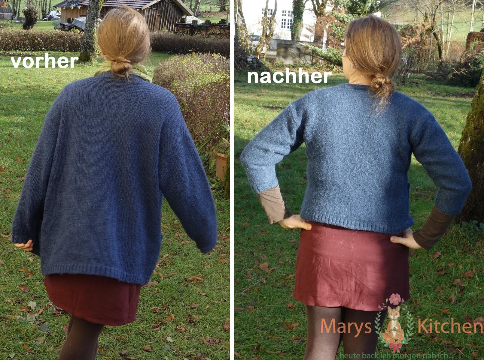 marys-kitchen-strickjacke-wolljacke-verkleinern-eingegangen-faerben-missglueckt