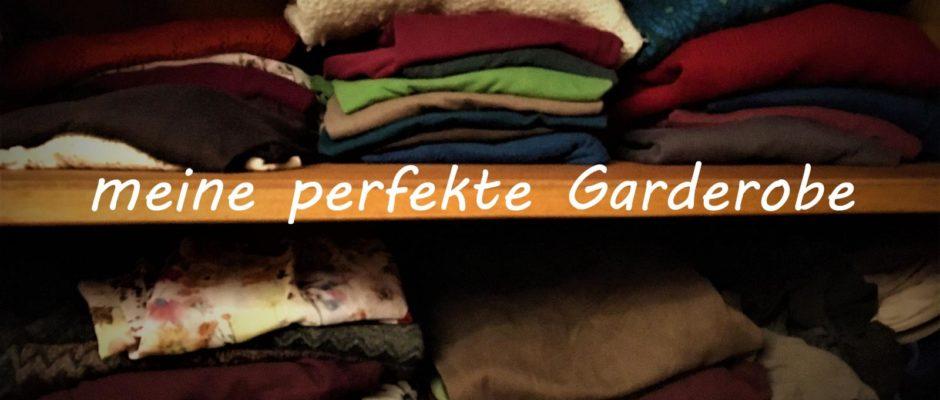meine perfekte Garderobe 9: Resultat