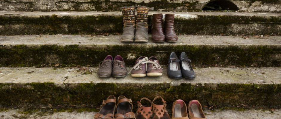 meine perfekte Garderobe 7: Schuhe