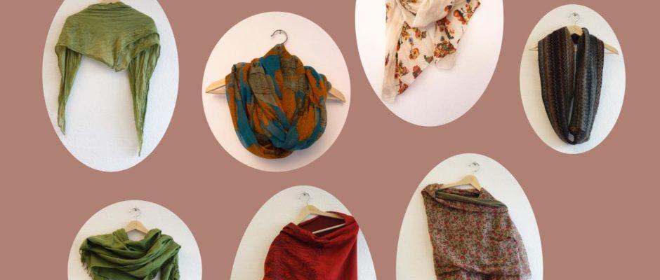 meine perfekte Garderobe 6: Mützen, Schals & Co