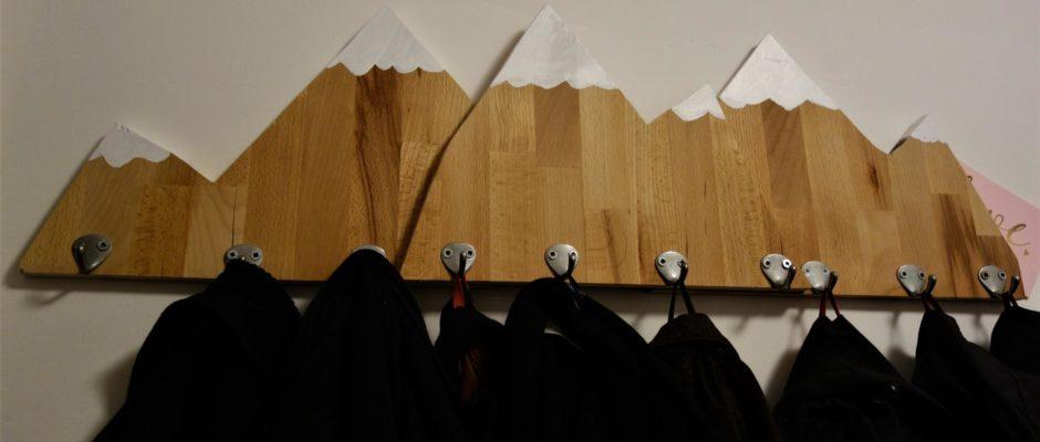 Berg Garderobe