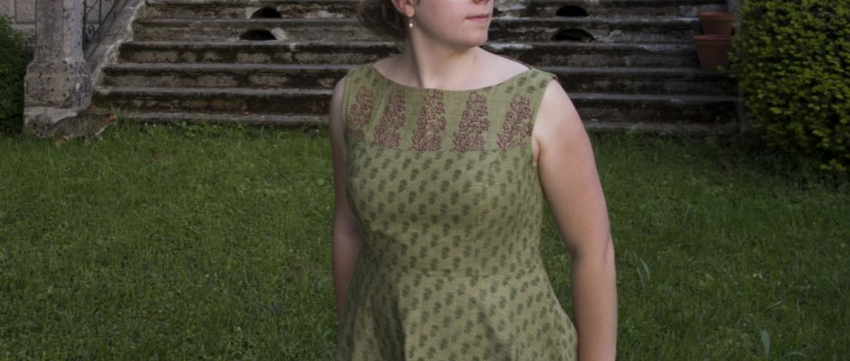 Indian Marbella Dress