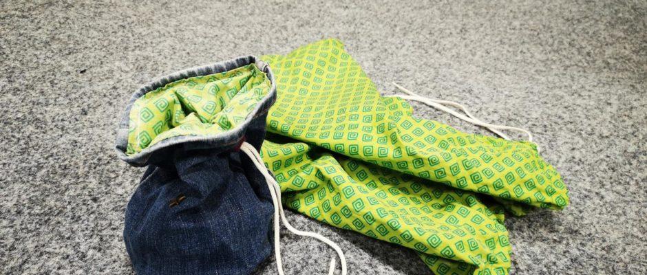 Jeans Chalkbag