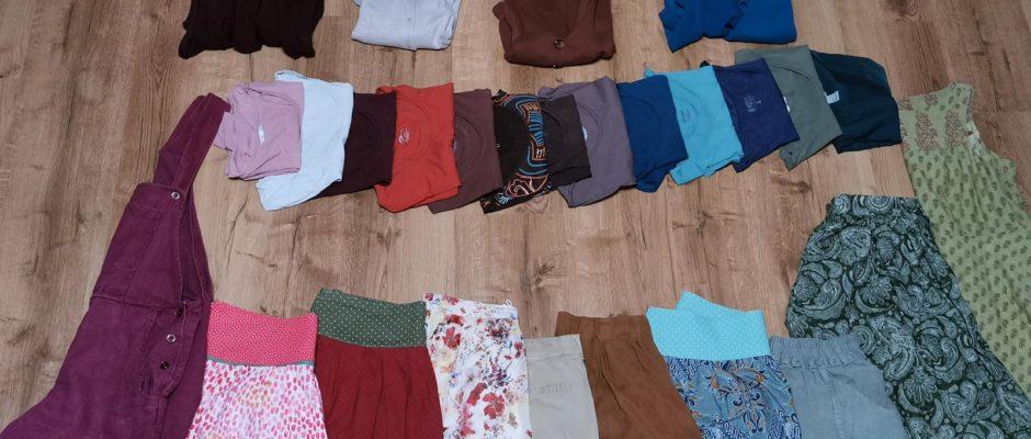Teil 1: Meine Capsule Wardrobe und das Nähen